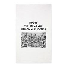 RUGBY6 3'x5' Area Rug
