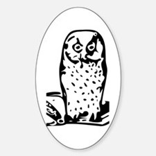 Owl - Wisdom Symbol Decal