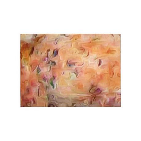 Desert Peach 5'x7'Area Rug