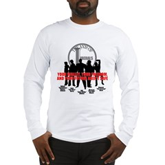 Axis of Liberals Long Sleeve T-Shirt