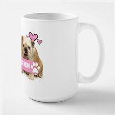 English Bulldog Mom Mugs