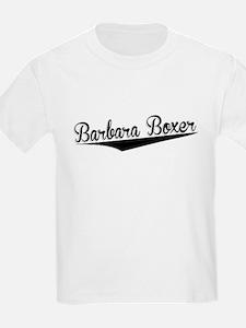 Barbara Boxer, Retro, T-Shirt