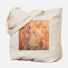 Desert Peach Tote Bag
