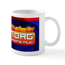 SLMN.org Flame Mug