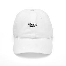 Barge, Retro, Baseball Baseball Cap