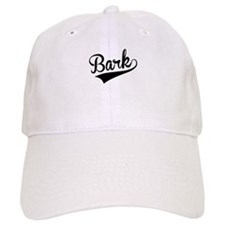 Bark, Retro, Baseball Baseball Cap