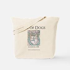 Isle Of Dogs Tote Bag