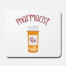 Pharmacist RX Mousepad