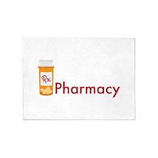 RX Pharmacy 5'x7'Area Rug
