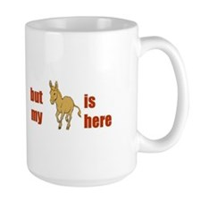 Homesick for Vermont Mug