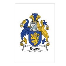 Evans (Wales) Postcards (Package of 8)