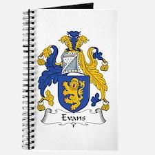 Evans (Wales) Journal