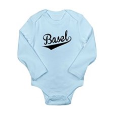 Basel, Retro, Body Suit