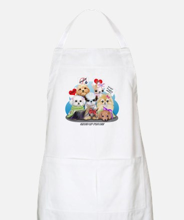 Puppies Manifesto Apron