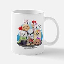 Puppies Manifesto Mug