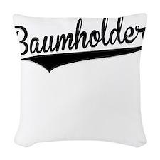 Baumholder, Retro, Woven Throw Pillow