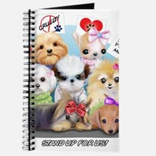 Puppies Manifesto Journal