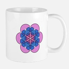 Flower of Life Sparkle Mug
