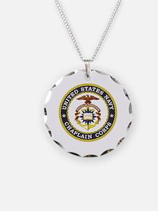 US Navy Chaplain Necklace