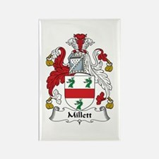 Millett Rectangle Magnet (100 pack)