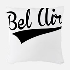 Bel Air, Retro, Woven Throw Pillow