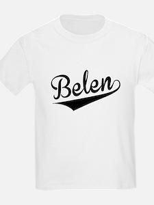 Belen, Retro, T-Shirt