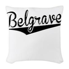 Belgrave, Retro, Woven Throw Pillow