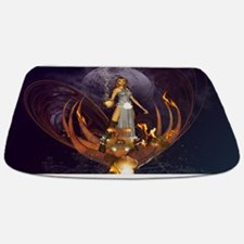 Beautiful fairy Bathmat