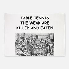 TABLE6 5'x7'Area Rug