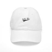 Belle Isle, Retro, Baseball Baseball Cap