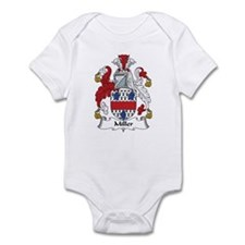 Miller Infant Bodysuit