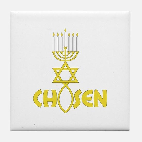 CHOSEN Tile Coaster