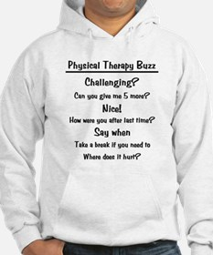 Physical Therapy Buzz Hoodie
