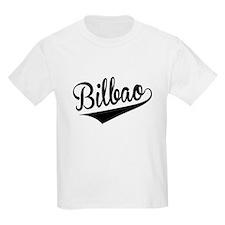 Bilbao, Retro, T-Shirt