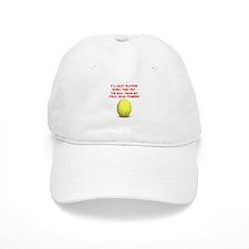 TENNIS2 Baseball Cap