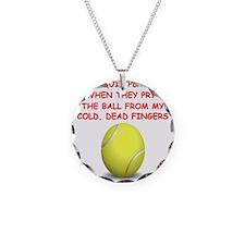TENNIS2 Necklace