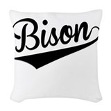 Bison Woven Pillows