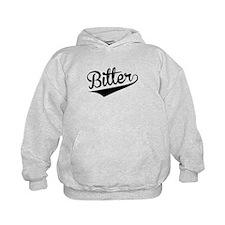 Bitter, Retro, Hoodie