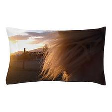 Icelandic Horses Pillow Case