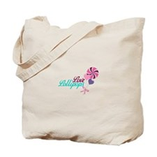 Love Lollipops Tote Bag