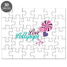 Love Lollipops Puzzle