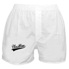 Blackton, Retro, Boxer Shorts