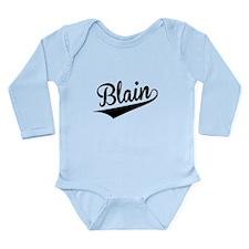 Blain, Retro, Body Suit