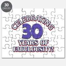 30 year old designs Puzzle