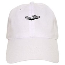 Blue Ridge, Retro, Baseball Baseball Cap