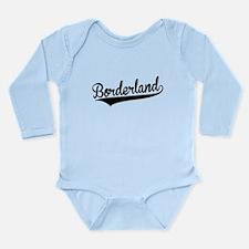 Borderland, Retro, Body Suit
