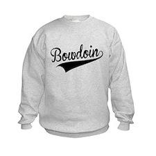 Bowdoin, Retro, Sweatshirt
