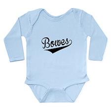 Bowes, Retro, Body Suit