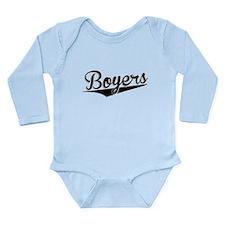 Boyers, Retro, Body Suit