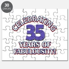 35 year old designs Puzzle